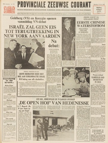 Provinciale Zeeuwse Courant 1967-06-19