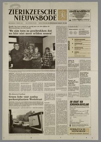 Zierikzeesche Nieuwsbode 1993-02-04