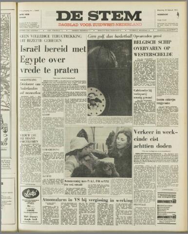 de Stem 1971-02-22