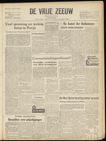 de Vrije Zeeuw 1951-03-07