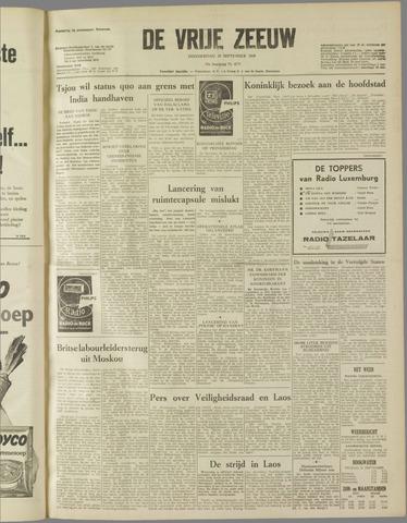 de Vrije Zeeuw 1959-09-10