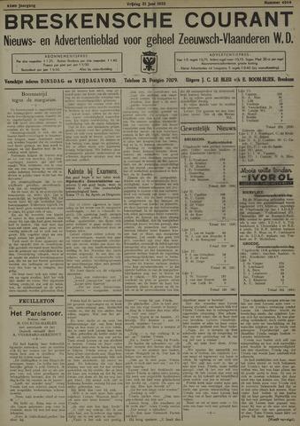 Breskensche Courant 1935-06-21