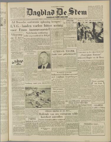 de Stem 1954-08-17