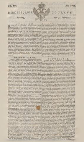 Middelburgsche Courant 1763-12-31
