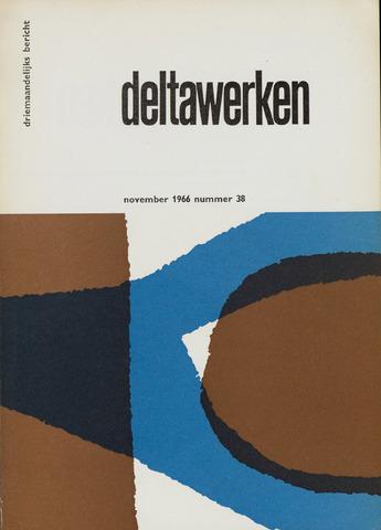 Driemaandelijks bericht Deltawerken 1966-11-01
