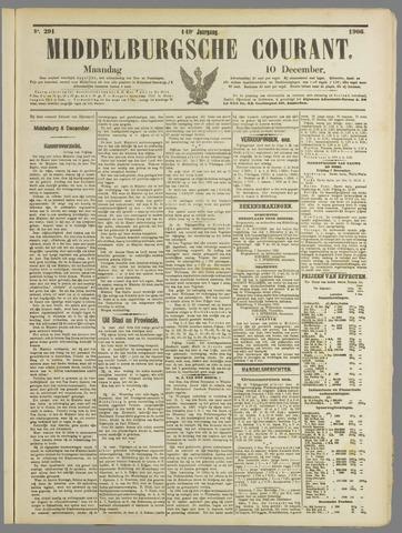 Middelburgsche Courant 1906-12-10