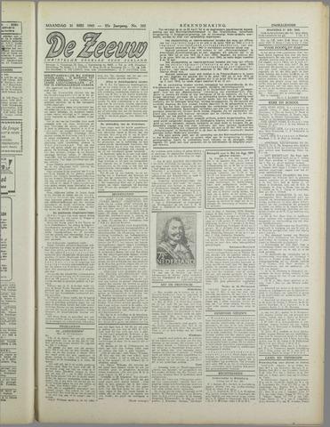 De Zeeuw. Christelijk-historisch nieuwsblad voor Zeeland 1943-05-31