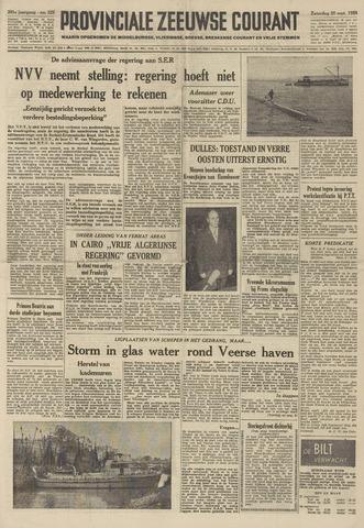 Provinciale Zeeuwse Courant 1958-09-20