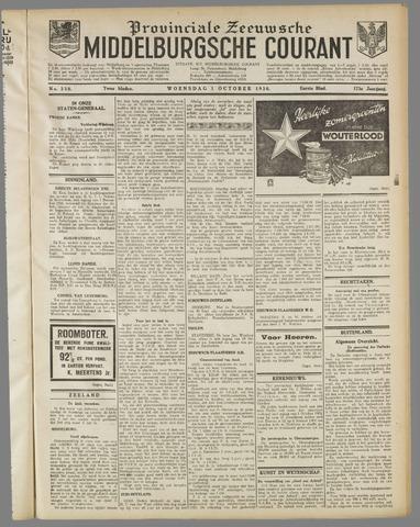 Middelburgsche Courant 1930-10-01