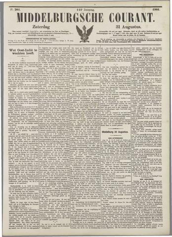 Middelburgsche Courant 1901-08-31