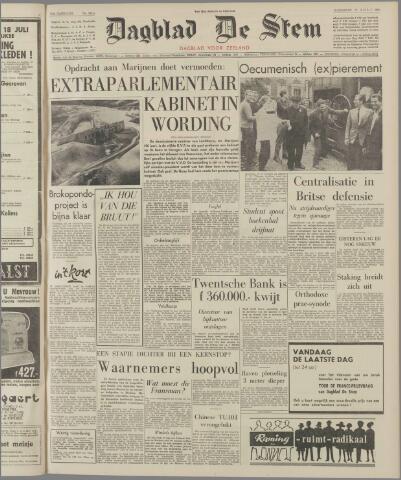de Stem 1963-07-17
