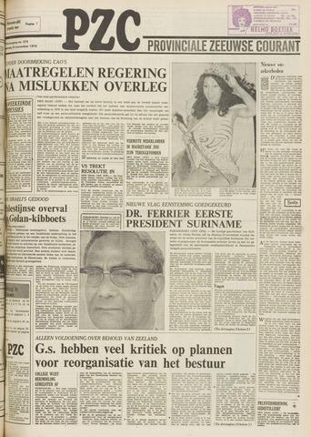 Provinciale Zeeuwse Courant 1975-11-22