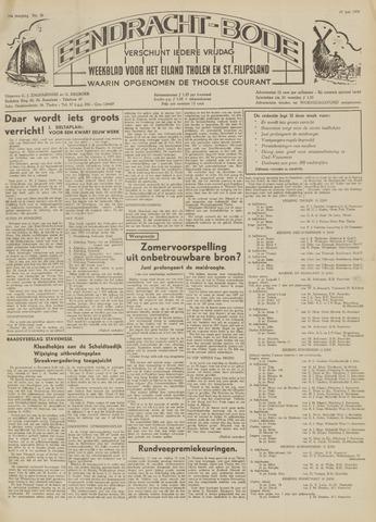 Eendrachtbode (1945-heden)/Mededeelingenblad voor het eiland Tholen (1944/45) 1959-06-19