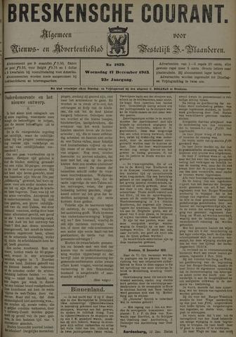 Breskensche Courant 1913-12-17