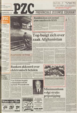 Provinciale Zeeuwse Courant 1987-12-10