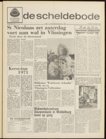 Scheldebode 1971-11-18