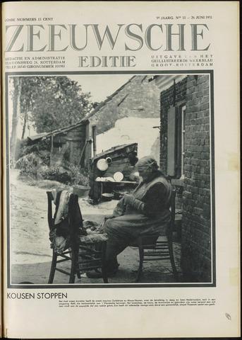 Ons Zeeland / Zeeuwsche editie 1931-06-26