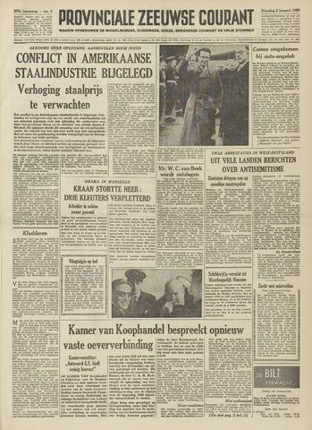 Provinciale Zeeuwse Courant 1960-01-05