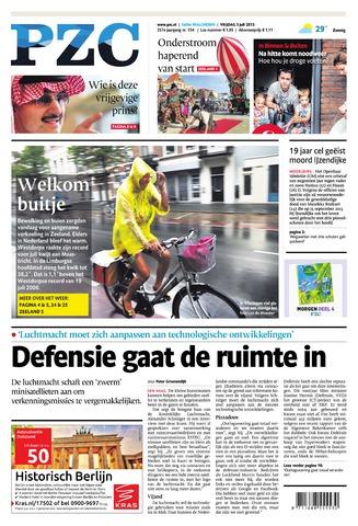 Provinciale Zeeuwse Courant 2015-07-03