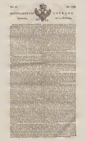 Middelburgsche Courant 1758-09-21