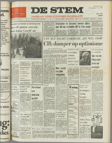 de Stem 1973-04-25