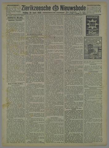 Zierikzeesche Nieuwsbode 1923-04-20