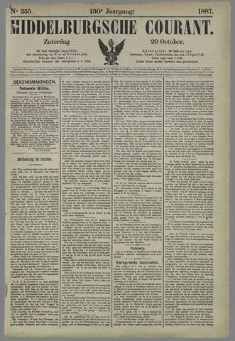 Middelburgsche Courant 1887-10-29