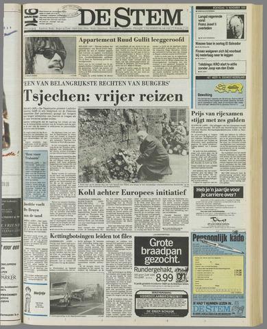 de Stem 1989-11-15