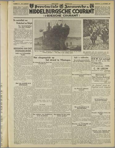 Middelburgsche Courant 1939-11-18
