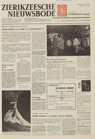 Zierikzeesche Nieuwsbode 1973-04-03