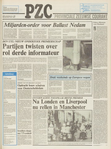 Provinciale Zeeuwse Courant 1981-07-09