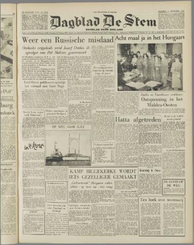 de Stem 1956-12-03