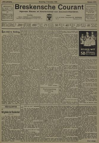Breskensche Courant 1930-11-05