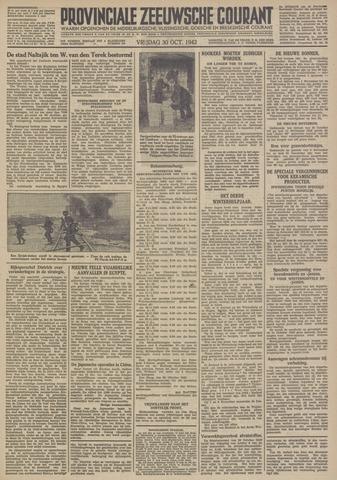 Provinciale Zeeuwse Courant 1942-10-30