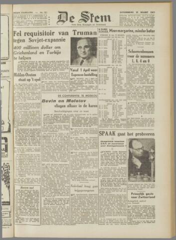 de Stem 1947-03-13