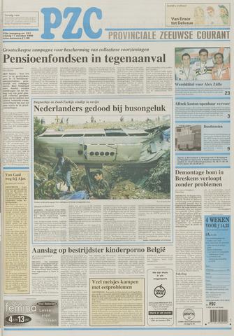 Provinciale Zeeuwse Courant 1996-10-11