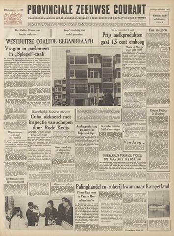 Provinciale Zeeuwse Courant 1962-11-06