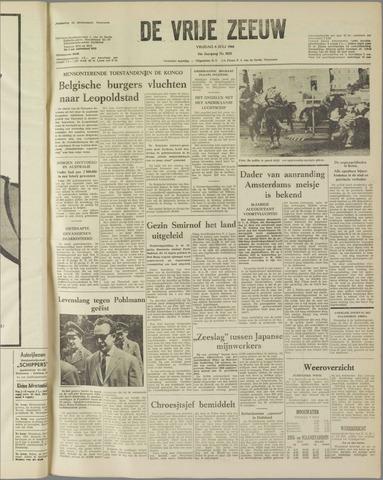 de Vrije Zeeuw 1960-07-08