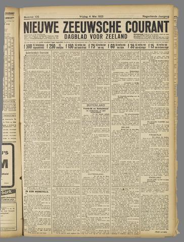 Nieuwe Zeeuwsche Courant 1923-05-04
