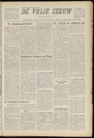 de Vrije Zeeuw 1948-08-24