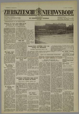 Zierikzeesche Nieuwsbode 1955-01-27