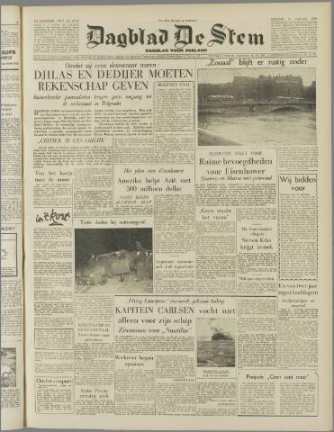 de Stem 1955-01-25