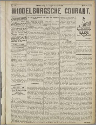 Middelburgsche Courant 1922-08-14
