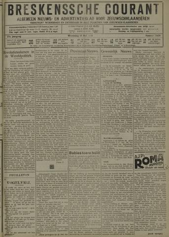 Breskensche Courant 1929-05-15