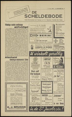 Scheldebode 1950-04-21