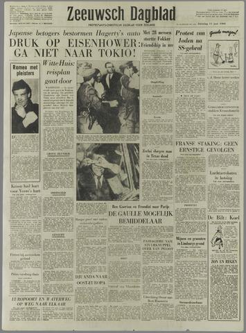 Zeeuwsch Dagblad 1960-06-11