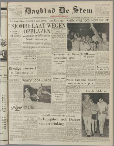 de Stem 1960-08-29