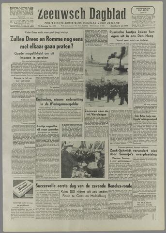 Zeeuwsch Dagblad 1956-07-21