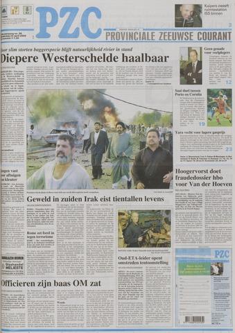 Provinciale Zeeuwse Courant 2004-04-22