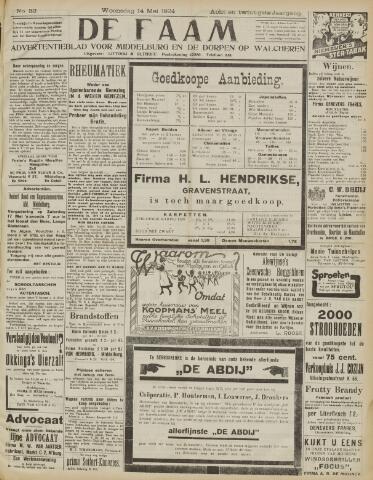 de Faam en de Faam/de Vlissinger 1924-05-14